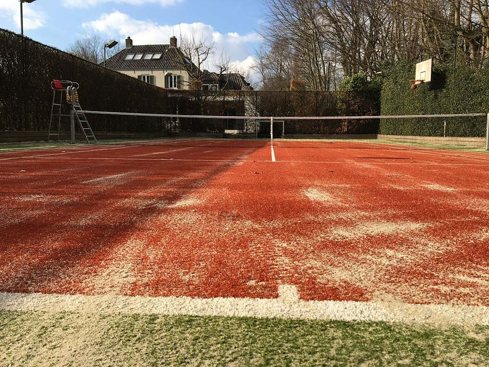 Prive Tennisbaan Rosmalen